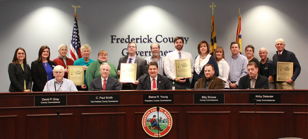 2014 Recycling Award Winners