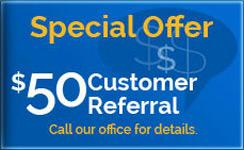 GLOBAL - $50 Customer Referral